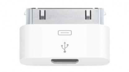 Apples Dock-zu-Micro-USB-Adapter für iPhones