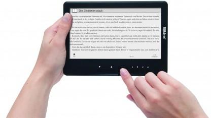 eBook Reader 3.0 von Trekstor