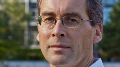Der neue eBay-Geschäftsführer Dirk Weber