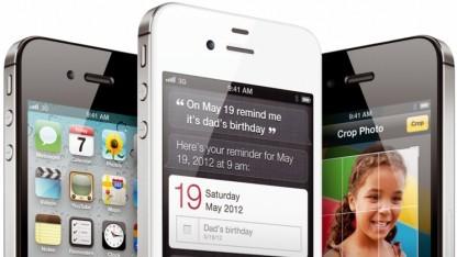 Das Innenleben unterscheidet das iPhone 4S vom iPhone 4.