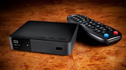 Western Digital verbessert den WD TV Live.