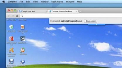 Fernwartung im Browser mit Chrome Desktop Remote