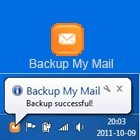 Backup My Mail: Zeitgesteuertes Outlook-Backup mit Open-Source-Software