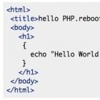 PHP-Reboot: Rémi Forax will PHP neu erfinden