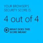 """Microsoft: """"Internet Explorer ist sicherer als Chrome und Firefox"""""""