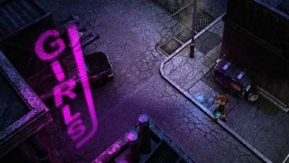 Shadowrun Online - Screenshot aus einem Prototyp