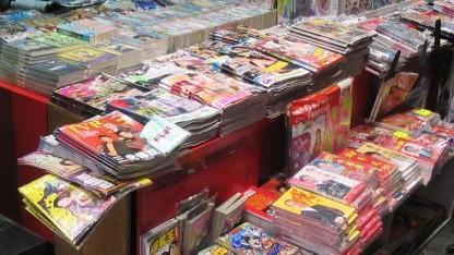 HP und Condé Nast wollen Zeitschriften aus dem Drucker anbieten.