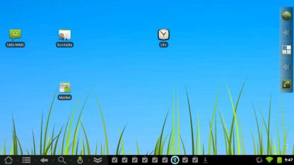 Cyanogenmod 7.1 auf dem Touchpad