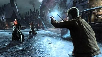Harry Potter u. d. Heiligtümer des Todes - Teil 2