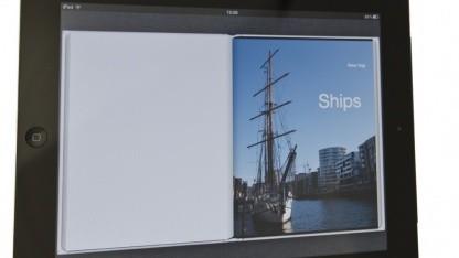 Blurb: Fotobücher fürs iPad