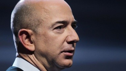 Lehrt die Buchbranche das Fürchten: Amazon-Chef Jeff Bezos