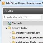 Mailstore Home 5: Private E-Mails archivieren und sichern