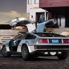 DeLorean DMC-12 EV: Doc Brown reist elektrisch in die Zukunft