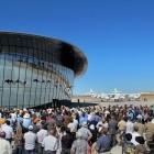 Spaceport America: Virgin Galactic weiht Raumflughafen ein