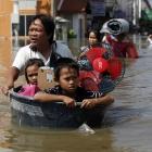 Produktionsausfall: Flutkatastrophe in Thailand macht Festplatten teurer