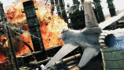 Test Ace Combat Assault Horizon: Zweikampfstarke Flugzeugaction