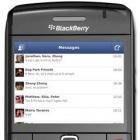 Den Facebook-Messenger gibt es nun auch als Blackberry-App.