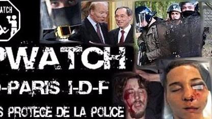 Copwatch Nord Paris