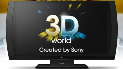 Playstation 3D Display