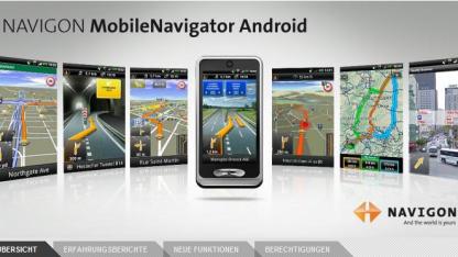 Mobile Navigator für Android in neuer Version