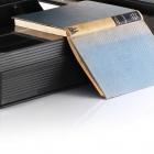 Plustek: Buchscanner lesen Vorlagen knickfrei ein