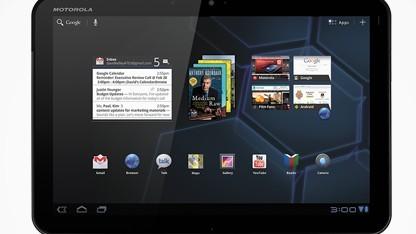 Android 4.0 für Xoom in Arbeit