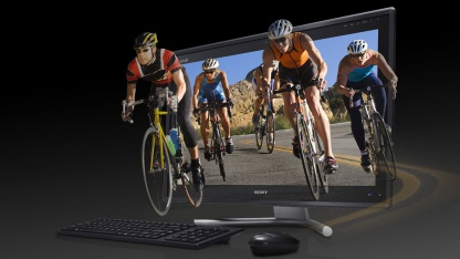 Sonys 3D-All-in-One-PC Vaio L-Serie VPCL22Z1E/B