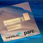 Biegsame Elektronik: Forscher können Speicher auf Folien drucken