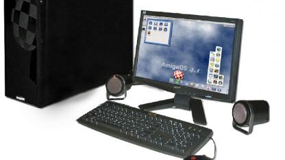 Der Amigaone X1000 wird ab Ende 2011 ausgeliefert.