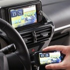 Toyota: Autodisplay spiegelt Handybildschirm