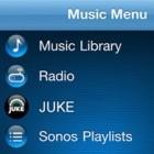 Musikdienst: Juke streamt auf Sonos' Zoneplayer