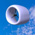 Altaeros Energies: Fliegendes Windkraftwerk erzeugt Strom in großer Höhe