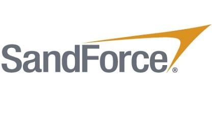 Logo von Sandforce