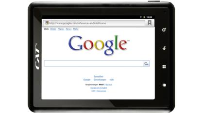Android 4 für das Tablet von Weltbild und Hugendubel ist da.