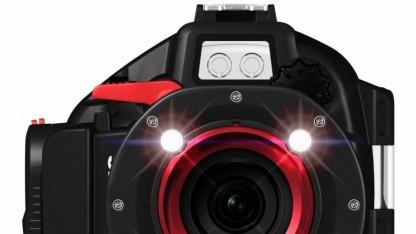 Unterwassergehäuse für Olympus-Pen-Kameras