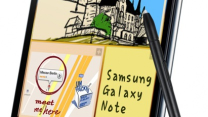 Samsungs Galaxy Note