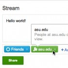 Soziales Coworking: Google Apps integriert Google+
