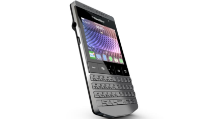 Blackberry 7.1 für Porsche Design P'9981
