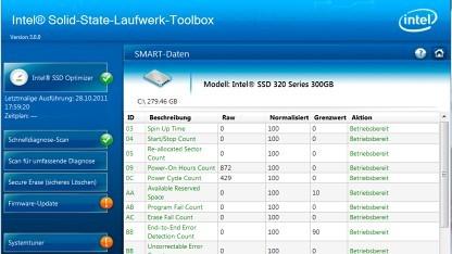 Smart-Daten in SSD-Toolbox 3.0