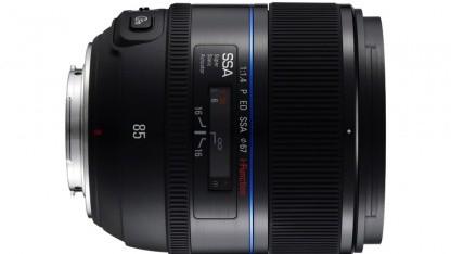 Samsung 85 mm F1:1.4 ED SSA i-Function