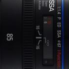Samsung: Lichtstarke Porträtbrennweite für NX-Serie