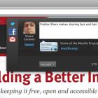Firefox Share: Mozilla bringt Firefox das Teilen bei