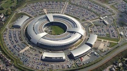 GCHQ-Hauptquartier in Cheltenham: Angriff auf wirtschaftliches Wohlbefinden
