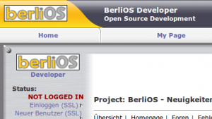 Open-Source-Software: Berlios-Repository geht vom Netz