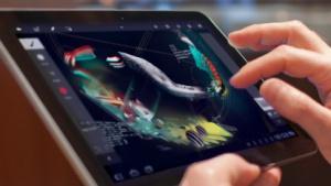 Touch-Apps sollen das Tablet erobern.