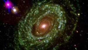 2005 entdeckte Supernova vom Typ Ia: alles wieder möglich