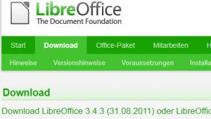 Die kürzlich erschienenen Updates von Libreofice schließen auch kritische Sicherheitslücken.