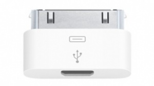 Apples Dock-zu-Micro-USB-Adapter für iPhones