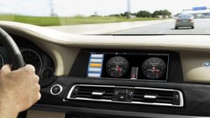 BMW testet LTE in Verbindung mit Connected Drive.