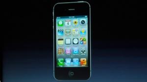 Bei der iPhone-4S-Vorstellung